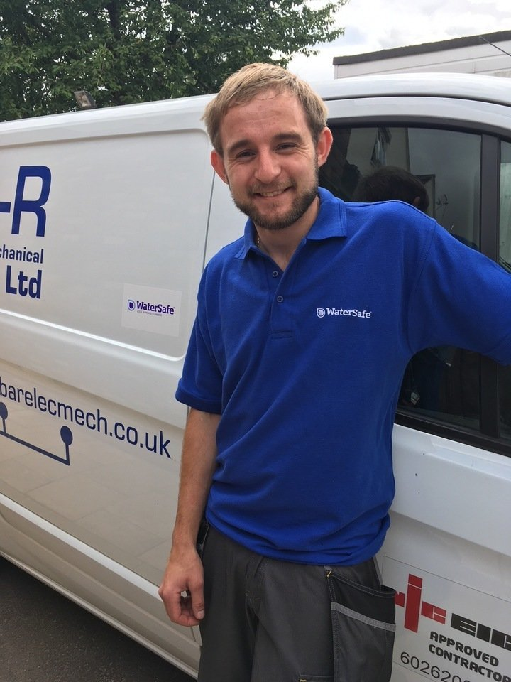 WaterSafe Plumber Profiles: Meet Ben Robinson