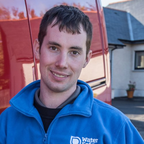 Shaun Scott, Scotland - WaterSafe Member