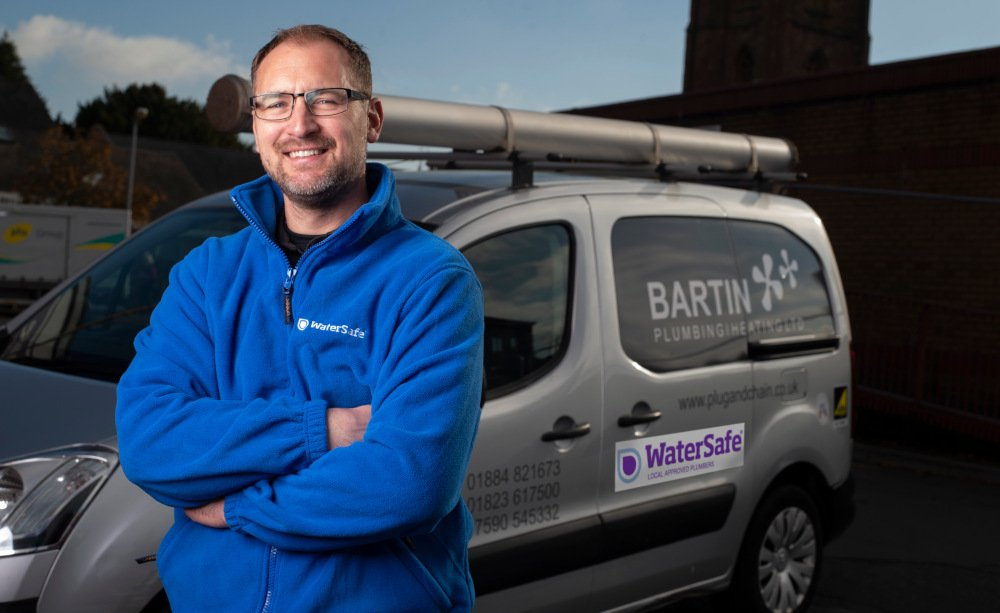 UK Plumber of the Year Steve Bartin on Having a WaterSafe Home This Winter