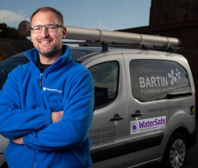 UK POTY Steve Bartin on Having a WaterSafe Home This Winter