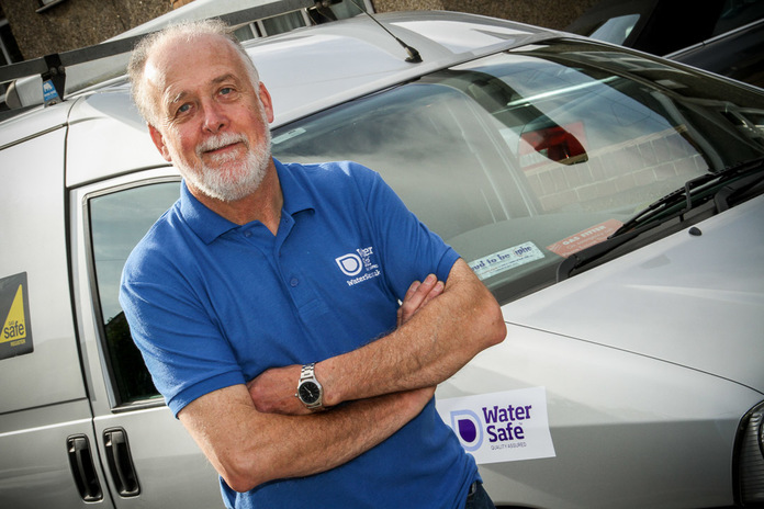 Watersafe Plumber Colin Stainer on the importance of protecting your water pipes this winter.