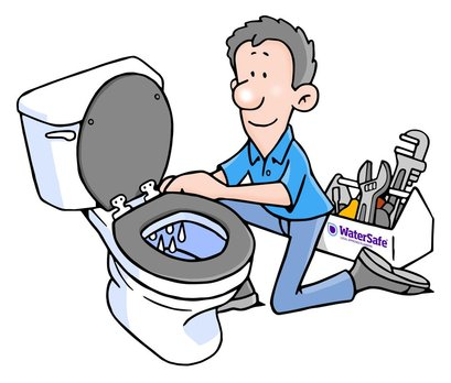 WaterSafe plumbers  advice - leaking toilets waste water and money