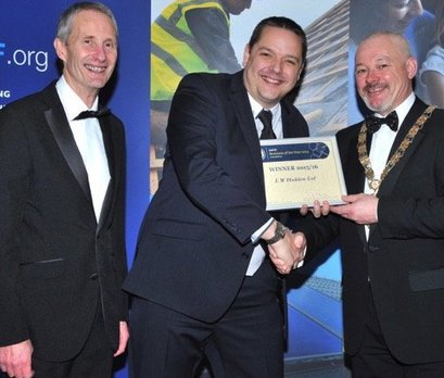 WaterSafe's LW Haddow Wins Top Award