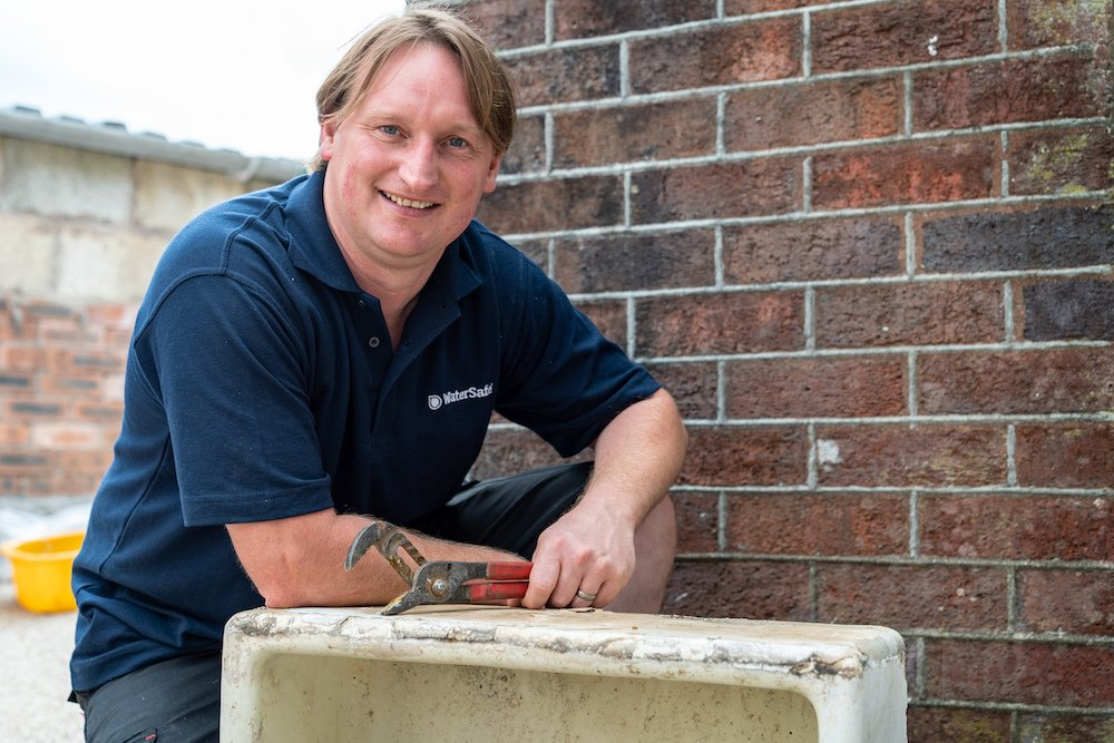 Plumbers: Join WaterSafe Today
