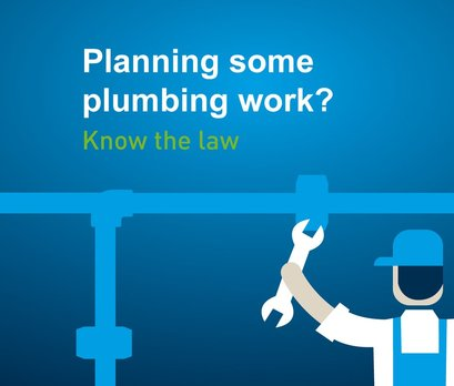 Planning Some Plumbing? Know the 'Water Law'